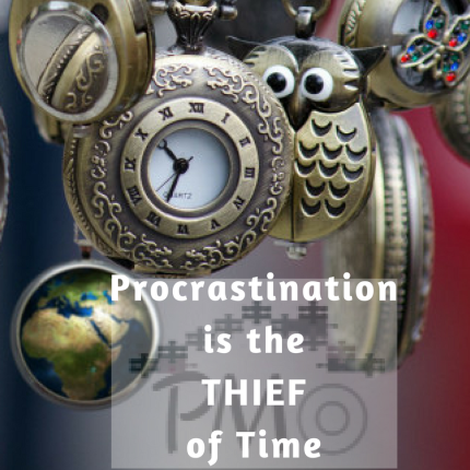 procrastinationis-thethiefof-time